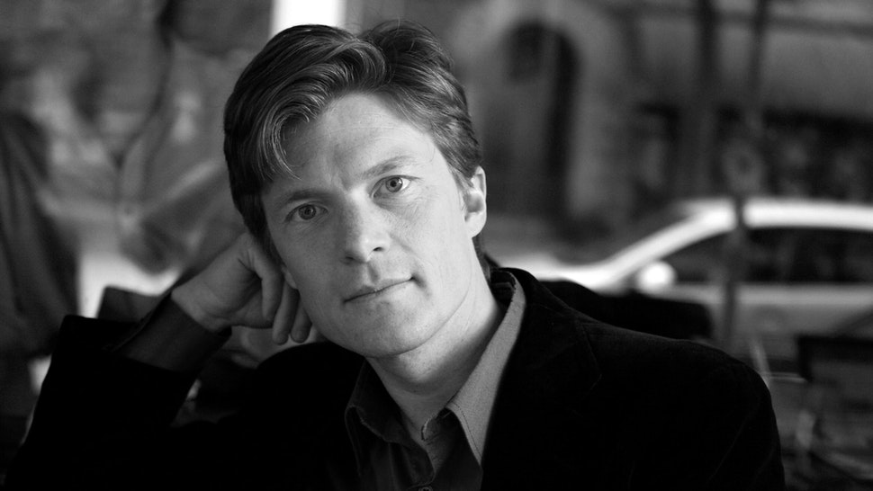 Johan Norberg.