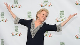 Bette Midler attends the 13th annual New York Restoration Project Annual Spring Picnic at General Grant National Memorial on May 29, 2014 in New York City.