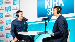 Ben Shapiro speaks with Charlie Kirk