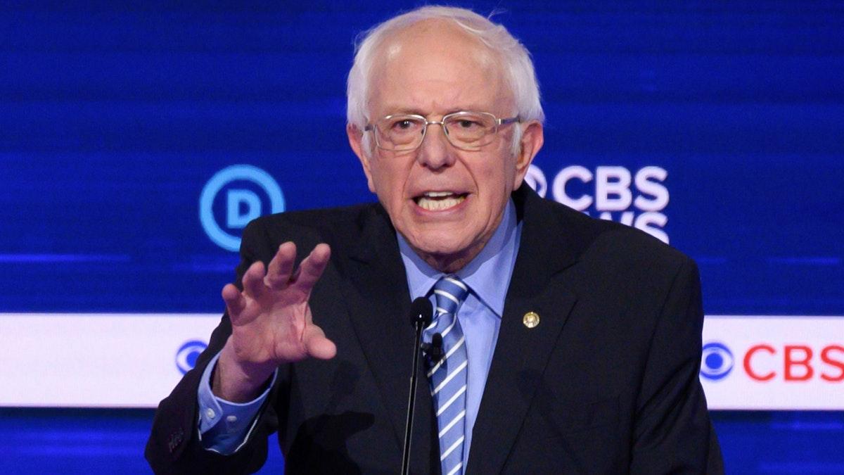 WATCH: Crowd Goes After Bernie For Defending Communism AGAIN During Debate