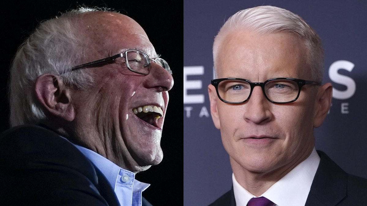 Cooper Grills Sanders For Not Knowing Cost Of His Plans. Sanders Responds With Nonsense.