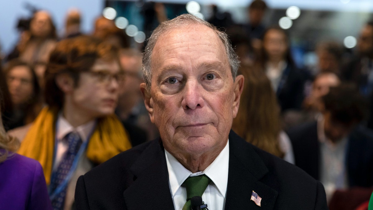 Bad News For Bloomberg As Post-Debate Poll Shows Staggering Fall In Favorability