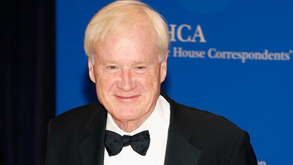 WASHINGTON, DC - APRIL 29: Political Commentator Chris Matthews attends the 2017 White House Correspondents' Association Dinner at Washington Hilton on April 29, 2017 in Washington, DC.
