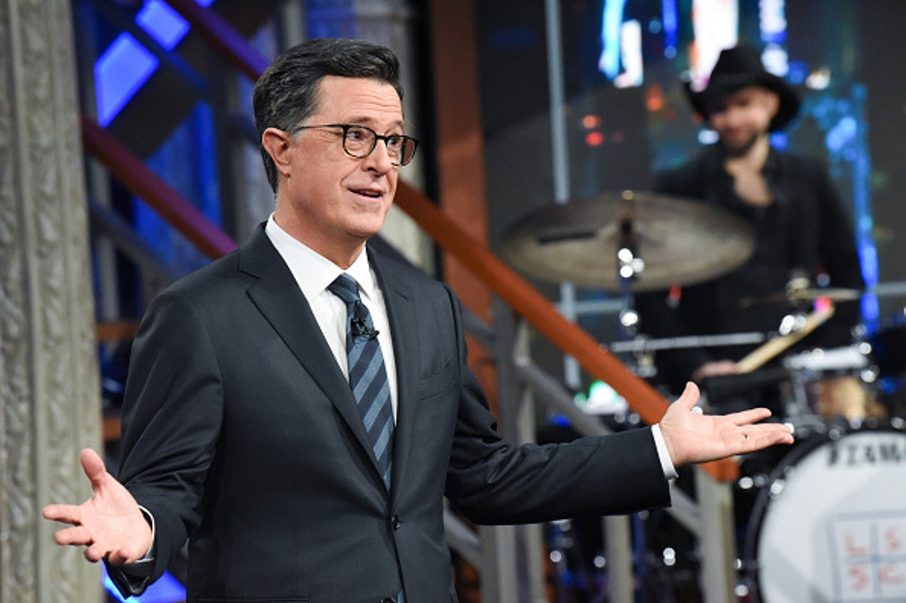 WATCH: Colbert Roasts Bloomberg, Gets Booed By His Own Audience