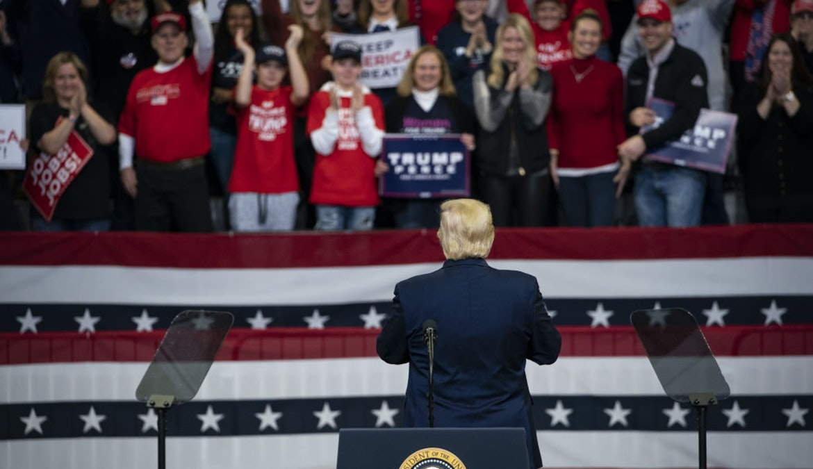 Limbaugh: CNN Analyst Goes To Trump Rally, Discovers 'Unexpected Joy'