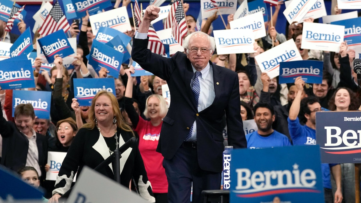 POLL: Sanders Leads In Nevada By 7%