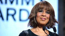 Gayle King speaks during the 62nd Grammy Awards Nominations at CBS Broadcast Center on November 20, 2019 in New York City. (Photo by John Lamparski/WireImage)