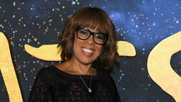 """Gayle King attends the world premiere of """"Cats"""" at Alice Tully Hall, Lincoln Center on December 16, 2019 in New York City. (Photo by Dia Dipasupil/Getty Images)"""