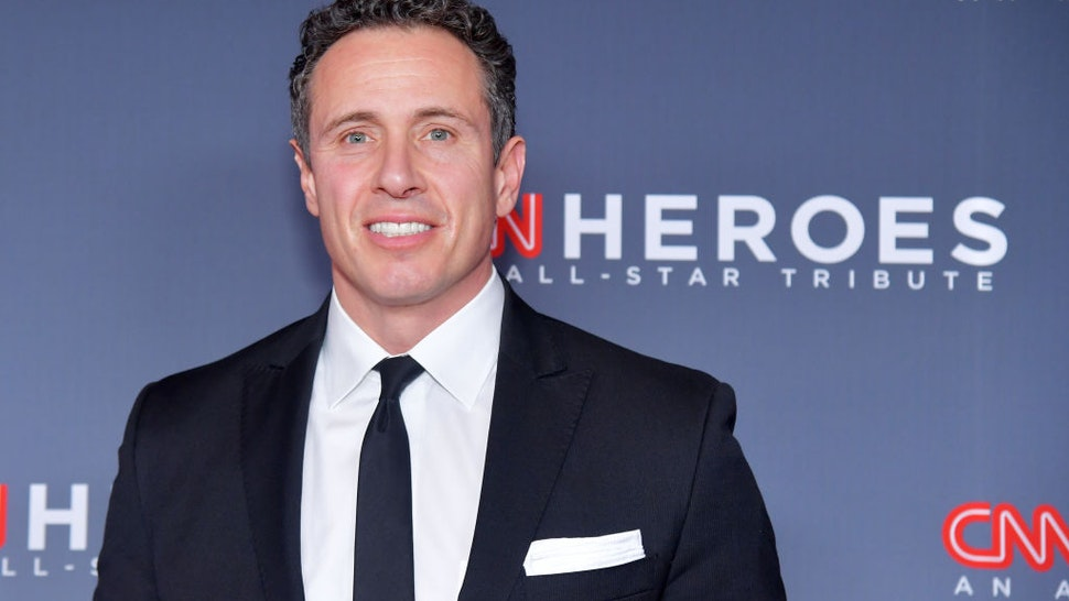 Chris Cuomo attends the 12th Annual CNN Heroes: An All-Star Tribute at American Museum of Natural History on December 9, 2018 in New York City. (Photo by Michael Loccisano/Getty Images for CNN )