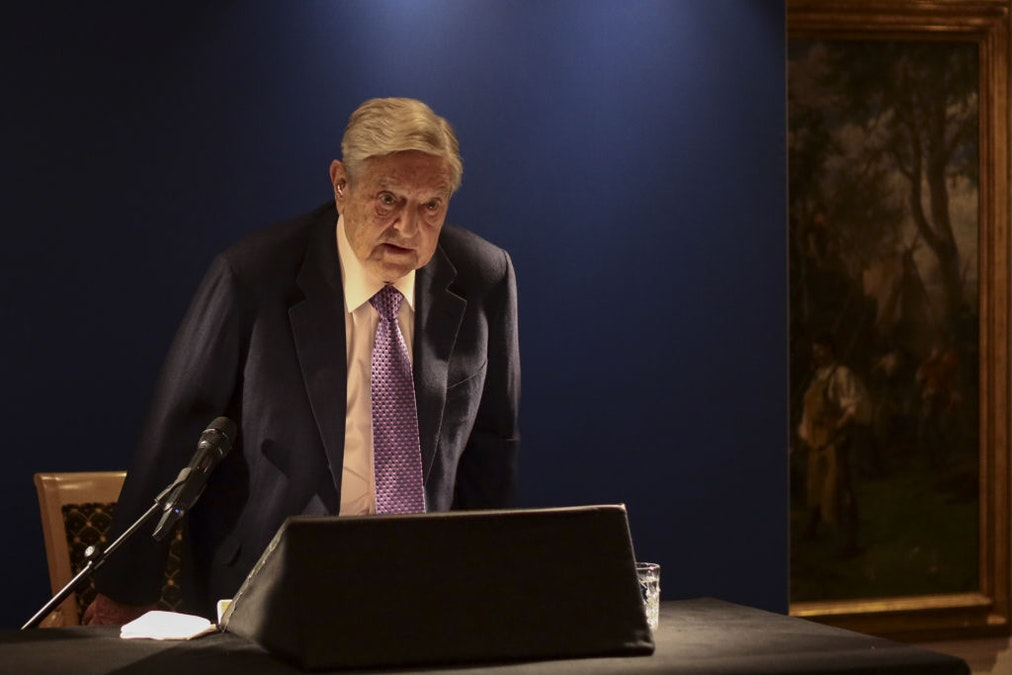 Leftist Billionaire Soros Wants Facebook CEO Zuckerberg Removed. Accuses Him Of 'Mutual Assistance Arrangement With Donald Trump'