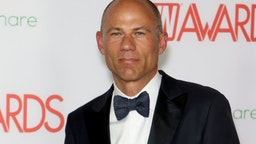 Attorney Michael Avenatti attends the 2019 Adult Video News Awards at The Joint inside the Hard Rock Hotel & Casino on January 26, 2019 in Las Vegas, Nevada.