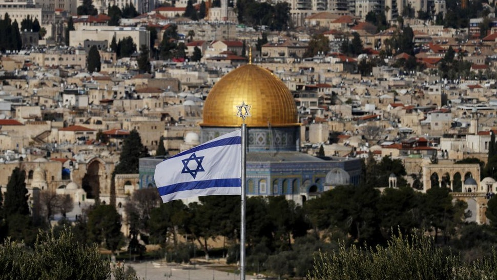Temple Mount/Al Haram Ash Sharif