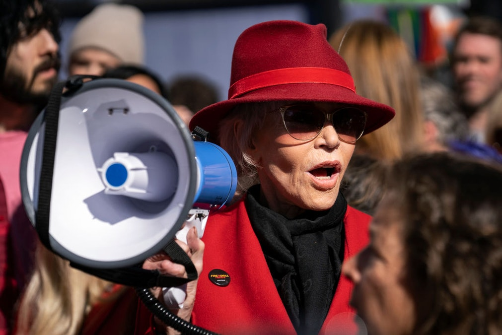 Kent State Marks 50th Anniversary Of Vietnam Protest Tragedy. They Pay $83,000 For A Speaker: Jane Fonda