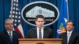Attorney General William Barr