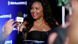 MIAMI, FLORIDA - JANUARY 31: Artist Lizzo attends day 3 of SiriusXM at Super Bowl LIV on January 31, 2020 in Miami, Florida. (Photo by Cindy Ord/Getty Images for SiriusXM )