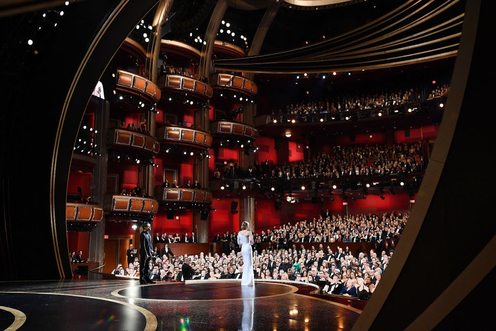 Hollywood Takes The Big Plunge: Woke Oscars Reach Record-Low Audience