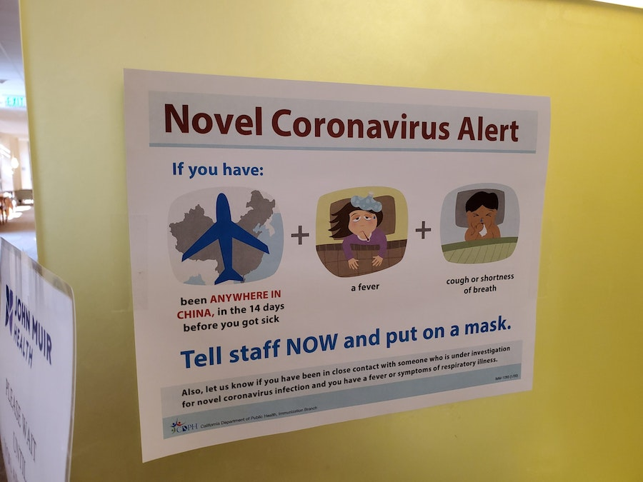 CDC Confirms First Coronavirus Case Of 'Unknown Origin,' Patient Hospitalized