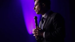 Democratic presidential candidate former South Bend, Indiana Mayor Pete Buttigieg speaks during the Clark County Democrats Kick Off to Caucus Gala at Tropicana Las Vegas February 15, 2020 in Las Vegas, Nevada.