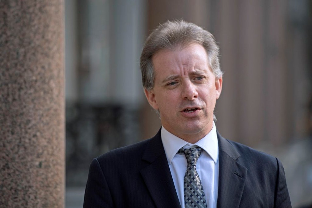 FBI Reportedly Gave Classified Information To Anti-Trump Spy Christopher Steele