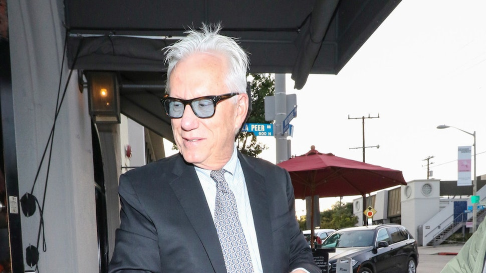 James Woods is seen on April 01, 2019 in Los Angeles, California. (Photo by gotpap/Bauer-Griffin/GC Images)