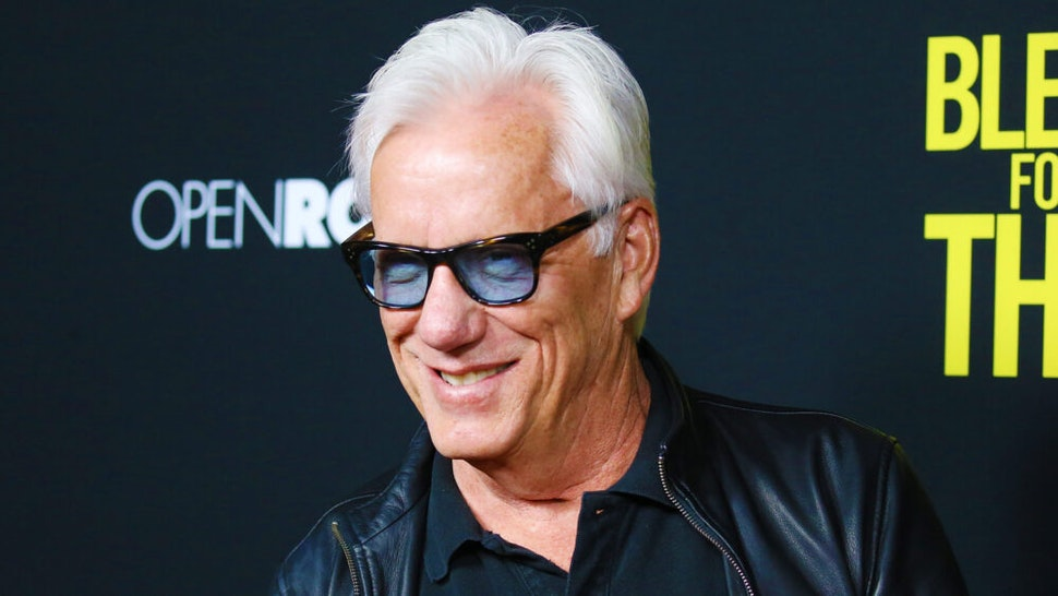 """James Woods arrives at the Los Angeles premiere of Open Road Films' """"Bleed For This"""" held at Samuel Goldwyn Theater on November 2, 2016 in Beverly Hills, California."""