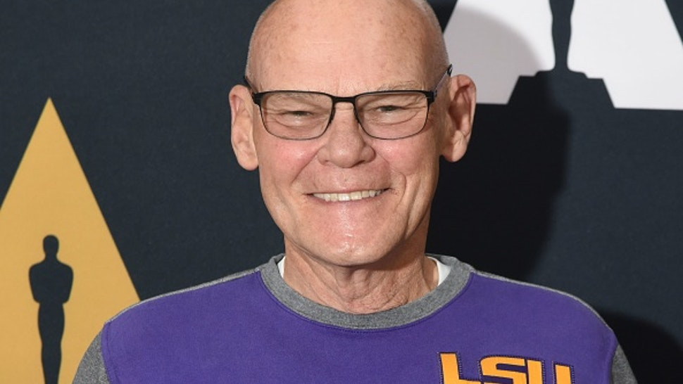 "Political consultant James Carville attends a 25th anniversary screening of the 1993 Oscar-nominated documentary ""The War Room"" on October 9, 2018 at the Academy of Motion Picture Arts and Sciences in Beverly Hill, California."