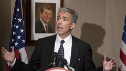 Rep.-elect Joe Walsh, R-Ill., holds a news conference on his election to Congress at the Republican National Committee headquarters on Wednesday, Nov. 17, 2010. (Photo By Bill Clark/Roll Call)