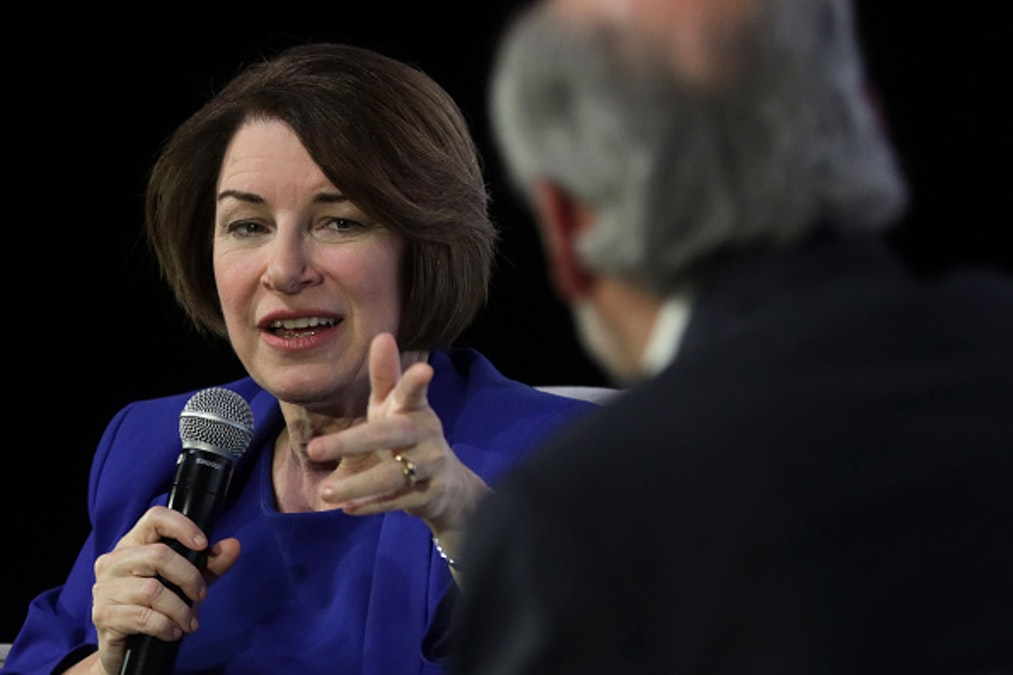 WATCH: Amy Klobuchar On Forgetting Mexican Prez's Name: I Was Too Tired, 'This Is Not A Game Of Jeopardy'