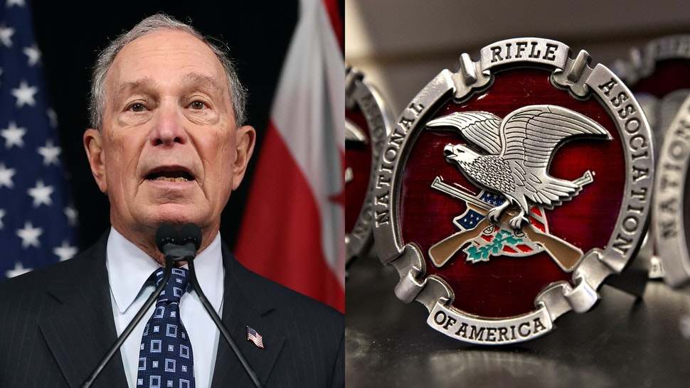 Mike Bloomberg NRA