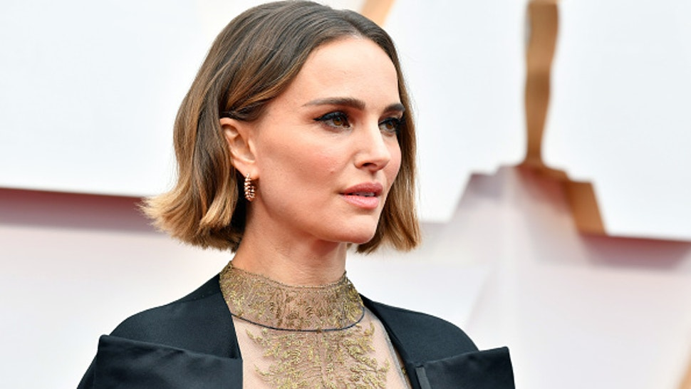 HOLLYWOOD, CALIFORNIA - FEBRUARY 09: Natalie Portman attends the 92nd Annual Academy Awards at Hollywood and Highland on February 09, 2020 in Hollywood, California.