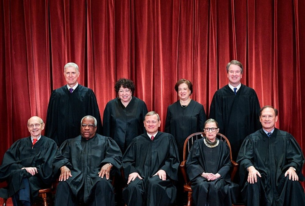 Academic 'Study' Encourages SCOTUS Packing: No Political Fallout For Democrats