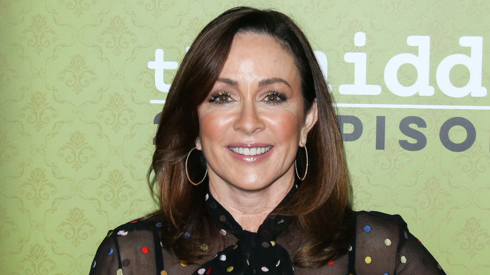 """Actress Patricia Heaton attends ABC's """"The Middle"""" 200th episodes celebration at the Fig & Olive on October 28, 2017 in West Hollywood, California."""