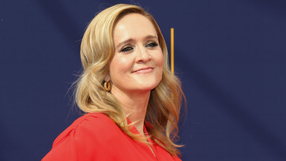 TV Personality / Comedian Samantha Bee attends the 2018 Creative Arts Emmy Awards - Day 2 at the Microsoft Theater on September 9, 2018 in Los Angeles, California.