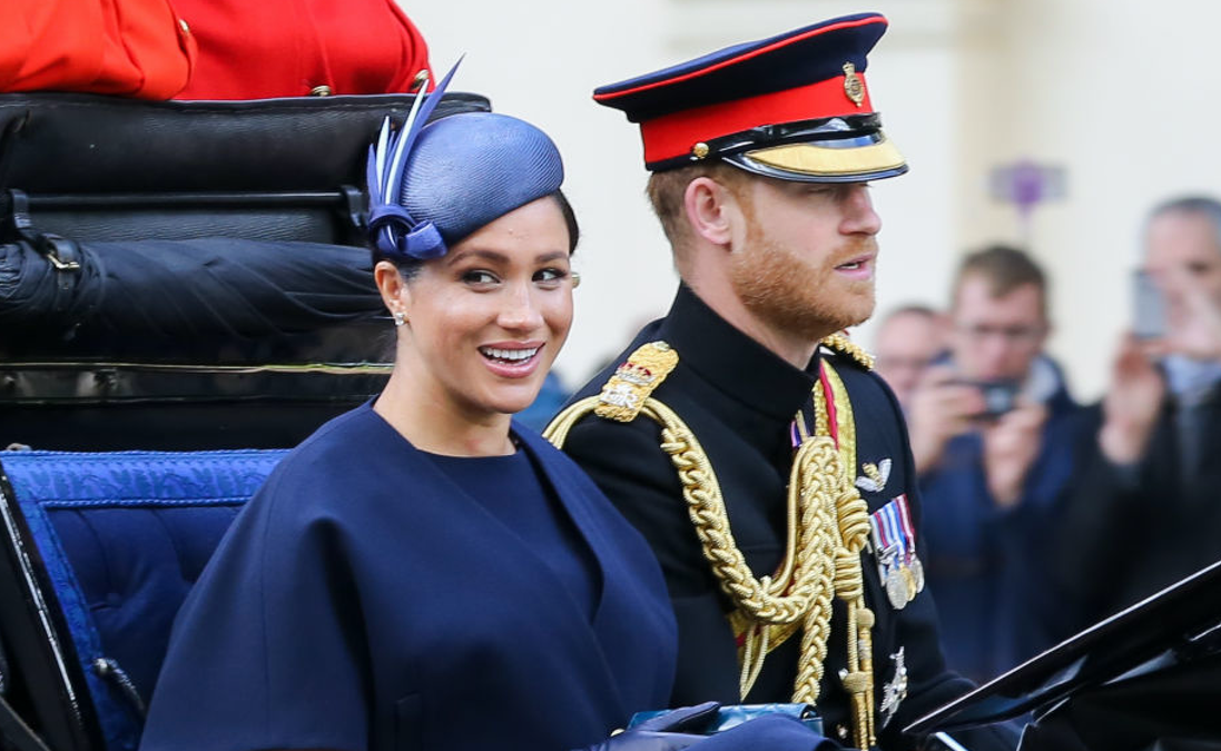 QUEEN WIN: Harry And Meghan Forced To Drop Branding Name, Trademark Applications Removed; Markle Upset