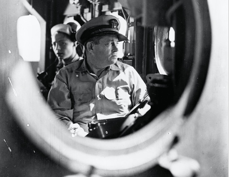 SCHAEFFER: The Battle Of Leyte Gulf: Part 9 – 'The Biggest Battleship I Ever Saw!'