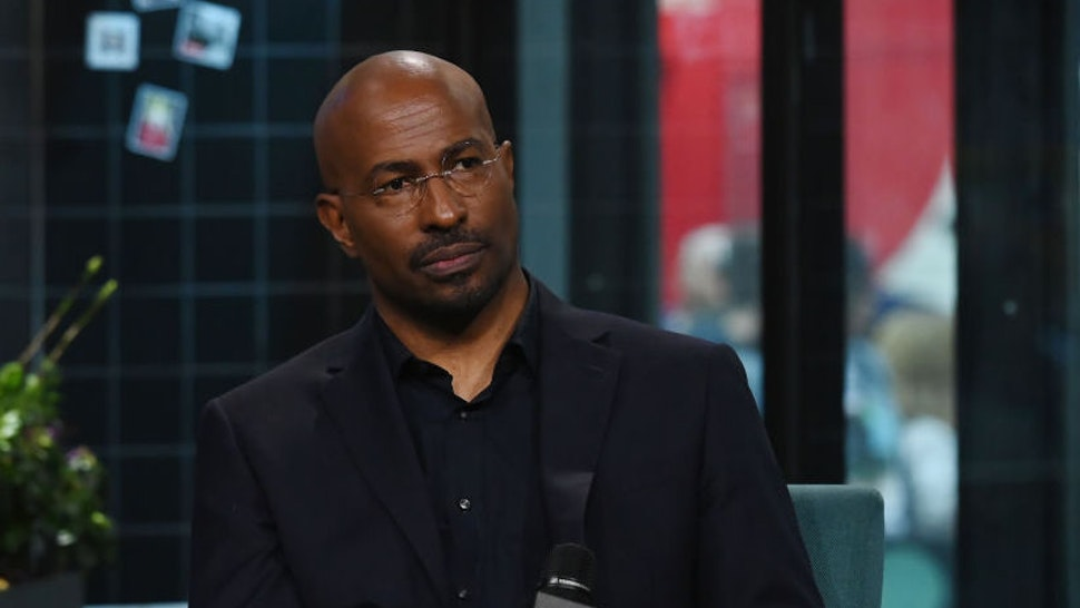 """Van Jones attends the Build Series to discuss """"The Redemption Project"""" at Build Studio on April 23, 2019 in New York City. (Photo by Nicholas Hunt/Getty Images)"""