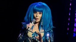 American singer Cher in concert with her Here We Go Again Tour at the SSE Hydro Arena in Glasgow. Glasgow (United Kingdom), October 28th, 2019 (photo by