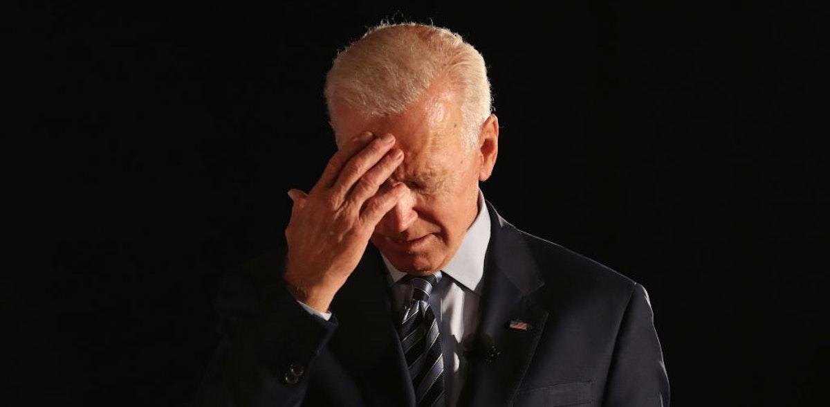 Joe Biden Rips 'Trump-Like' Sanders Supporters For 'Vicious' Online Threats, Harassment