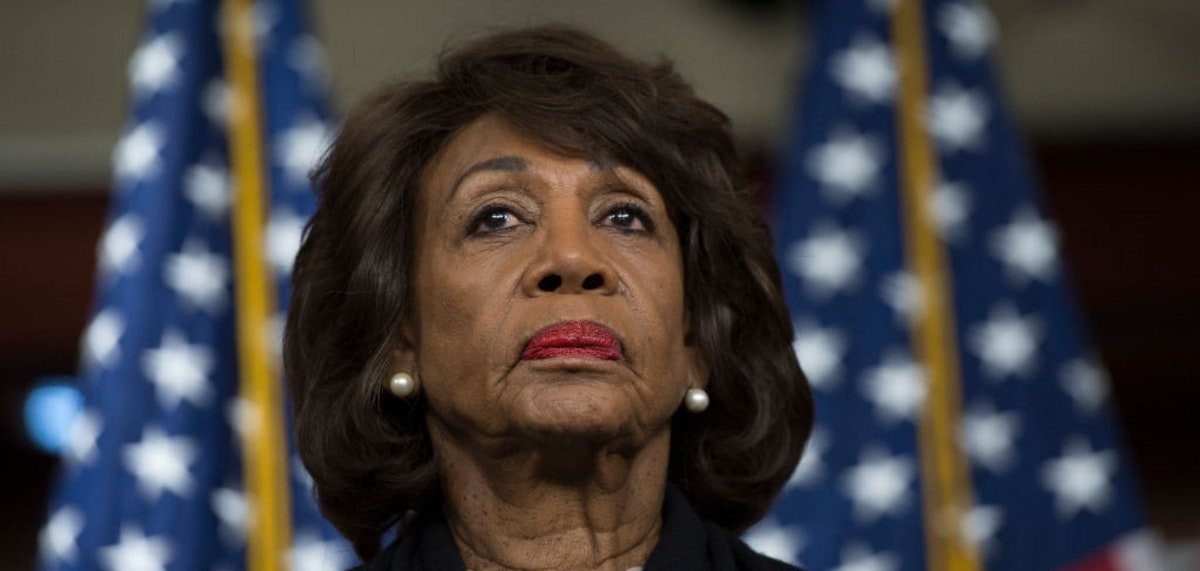 MAD MAXINE: 'Fancy Parties' In Beverly Hills Ought To Give CA 'More Say' Than Iowa, NH