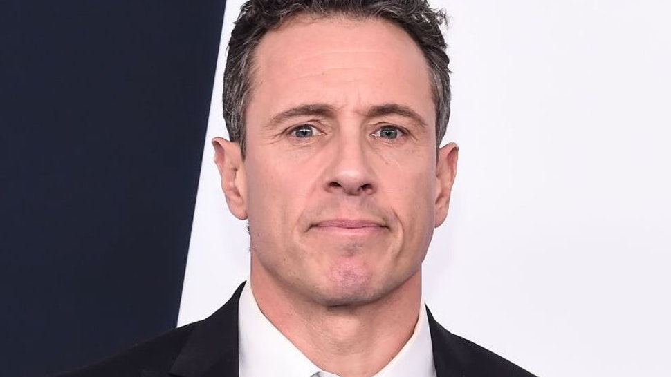 Chris Cuomo attends the 2017 Turner Upfront at Madison Square Garden on May 17, 2017 in New York City.