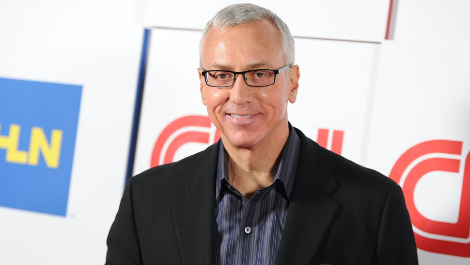PASADENA, CA - JANUARY 10: Dr. Drew Pinsky attends the CNN Worldwide All-Star 2014 Winter TCA Party at Langham Hotel on January 10, 2014 in Pasadena, California.