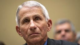 WASHINGTON, DC - MARCH 11: Dr. Anthony Fauci, director of the National Institute of Allergy and Infectious Diseases at the National Institutes of Health, testifies during a House Oversight And Reform Committee hearing concerning government preparedness and response to the coronavirus, in the Rayburn House Office Building on Capitol Hill March 11, 2020 in Washington, DC. Since December 2019, coronavirus (COVID-19) has infected more than 109,000 people and killed more than 3,800 people in 105 countries.