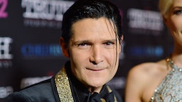 LOS ANGELES, CALIFORNIA - MARCH 09: Corey Feldman attends the Premiere of 'My Truth: The Rape Of Two Coreys' at Directors Guild Of America on March 09, 2020 in Los Angeles, California.