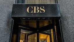 MANHATTAN, NEW YORK, UNITED STATES - 2020/01/10: Main entrance to CBS (Columbia Broadcasting Syetem) headquarters in New York City. (Photo by Erik McGregor/LightRocket via Getty Images)