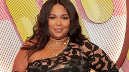 Lizzo attends the Warner Music & CIROC BRIT Awards house party, in association with GQ, at The Chiltern Firehouse on February 18, 2020 in London, England.