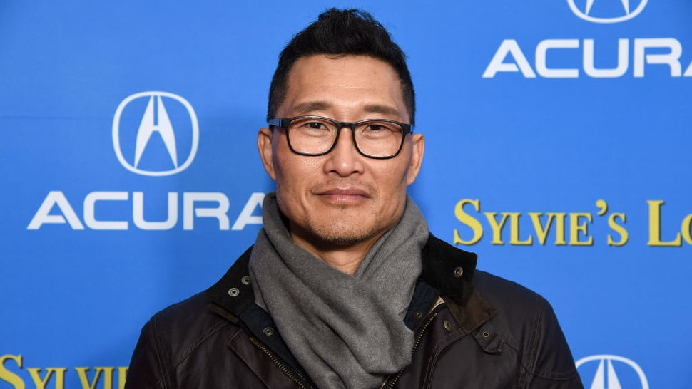 """Daniel Dae Kim attends the after party for """"Sylvie's Love"""" at Acura Festival Village on January 27, 2020 in Park City, Utah."""