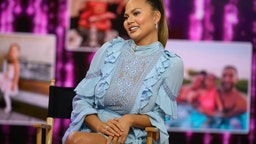 Chrissy Teigen on Wednesday, February 19, 2020