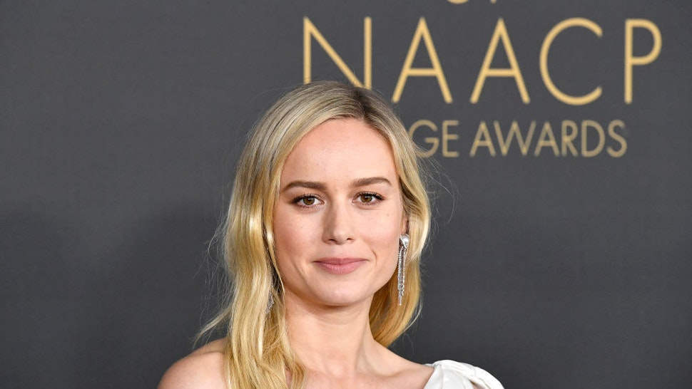 Brie Larson attends the 51st NAACP Image Awards, Presented by BET, at Pasadena Civic Auditorium on February 22, 2020 in Pasadena, California.