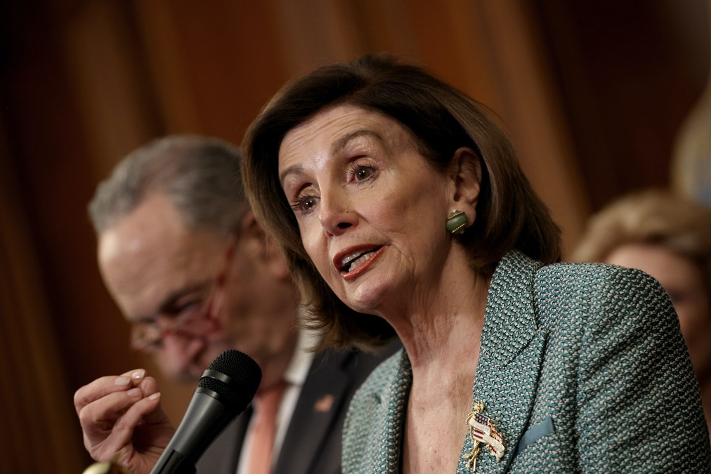 White Flag? Democrats, Nancy Pelosi, Signal Surrender On Coronavirus Relief Bill As White House Helps Ink Deal