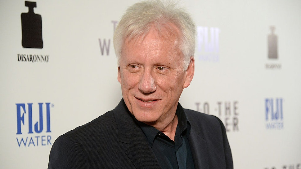 Actor James Woods attends the premiere of Magnolia Pictures' 'To The Wonder' at Pacific Design Center on April 9, 2013 in West Hollywood, California.
